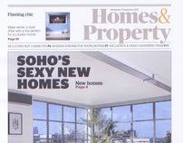 Evening Standard Homes & Property - Annie Stevens