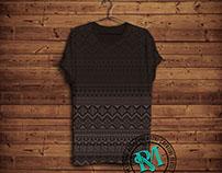 Aztec AOP T Shirts