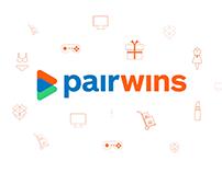 Motion Graphics Pairwins - Marketplace