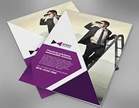 Multipurpose Bifold brochure
