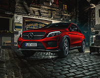 "Mercedes-Benz ""Night at Europa-Park 2015"""