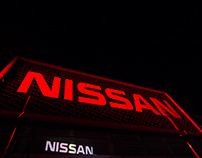 Ambient Photography for Nissan
