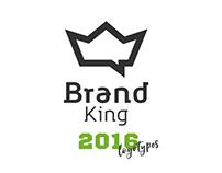 BrandKing 2016 logos