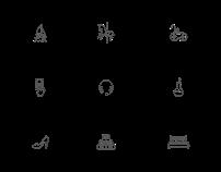 Wix icons