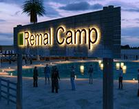 """Remal Camp - CGI Viz """"draft"""""""
