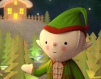 Specsavers Christmas Elf