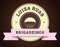 Logo - Luiza Ruas Brigadeiros