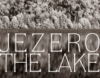 "Book ""Jezero /The lake"""