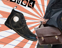 Black Spot Shoe Ads (School Project)