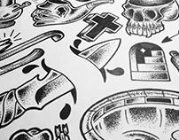 Tattoo Flash FEV/2016