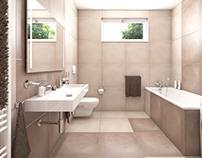 Green Village #standard bathroom nr.3