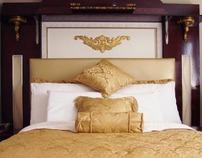 Modern Luxury Bed Headboard Design