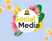 SOCIAL MEDIA | BANANA TROPICAL