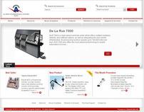 Alamintech Website