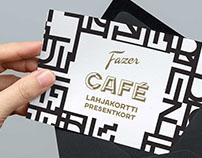 Gift card - Fazer Café