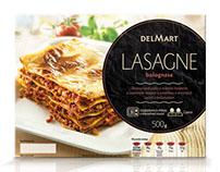 Delmart prepared meals