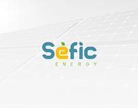 Creación Marca Sefic Energy