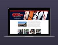 Sportco Sporting Goods web
