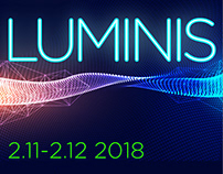 Luminis poster and flyer
