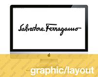 Salvatore Ferragamo – Landing Page