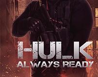 HULK ALWAYS READY