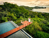 Peninsula Papagayo Four Seasons campaign