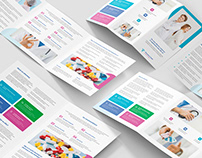 Pharmacy – Brochures Bundle Print Templates