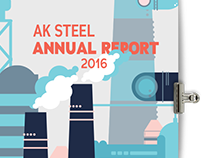 AK Steel Annual Report | Print