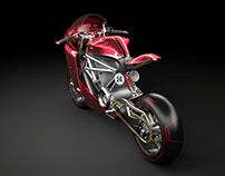 Ducati Monster AEROKIT EV 2021