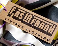 Branding: F AS IN FRANK VINTAGE