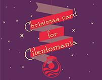 Christmas Postcard for Cilentomania