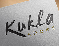 """Kukla Shoes"" Handmade Shoes Logo and Corporate Design"