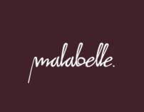 Malabelle Logotype