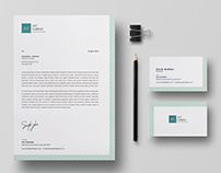 Letterhead Templates - With Free Business Card Design