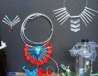 precious plastic jewelery