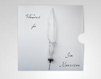 JIM MORRISON | ALBUM COVER DESIGN