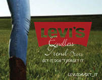 Levi Strauss Ads