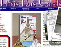 Paris Bus Cards