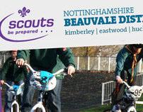 Nottinghamshire Scouts Website
