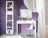Modern dressing table designs