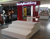 Body Building Stand