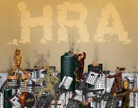 HRA Rock Apes Album Cover