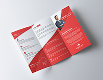 Multipurpose Corporate Tri Fold Brochure