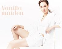 Vanilla Maiden