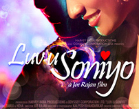 Luv U Soniyo - Movie Posters