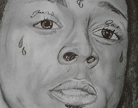 Speed-Art Lil Wayne