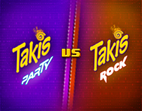 Takis Party | Takis Rock