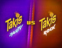 Takis Party   Takis Rock