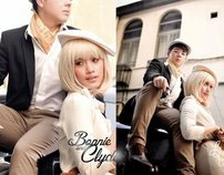 Bonnie & Clyde - Beauty make up 2011