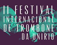 II Festival Internacional de Trombone da UNIRIO
